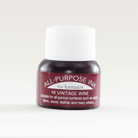 Tsukineko All Purpose Ink - Vintage Wine