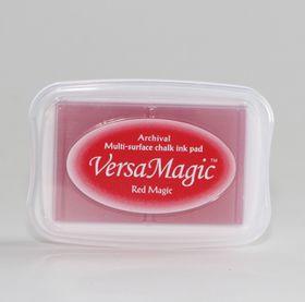 Tsukineko VersaMagic Ink Pad - Red Magic