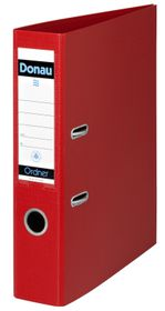 Donau Lever Arch File A4 50mm - Red (single)