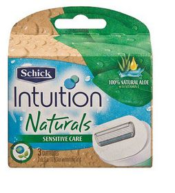 Schick Intuition Sensitive Refill - 3's