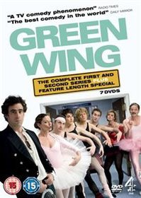 Green Wing: Definitive Edition - (DVD)