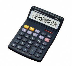 Sharp EL-145T Desktop Calculator