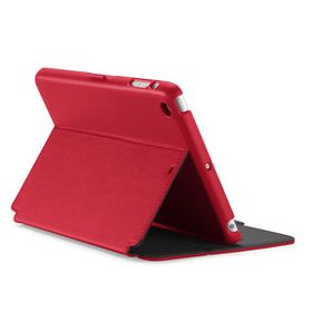 Speck iPad Mini 3 Stylefolio - Red/Grey