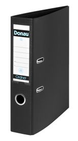 Donau Lever Arch File A4 50mm - Black