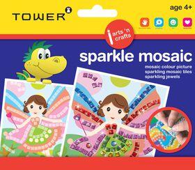 Tower Kids Sparkle Mosaic - Fairy