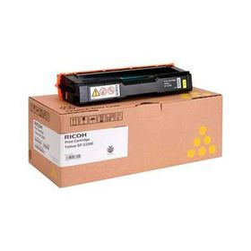 Ricoh SPC240 Yellow Lower Yield Toner Cartridge