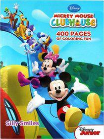 Disney Junior MMCH 400 Page Gigantic Colour & Activity Book