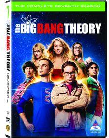 Big Bang Theory Season 7 (DVD)