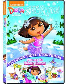 Dora The Explorer: Dora's Ice Skating Spectacular (DVD)