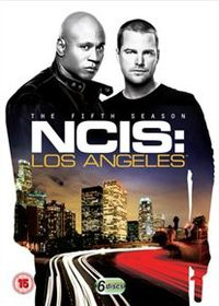 NCIS Los Angeles: The Fifth Season (Import DVD)