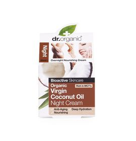 Dr. Organic Skincare Virgin Coconut Oil Night Cream