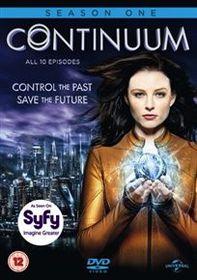 Continuum: Season 1 (Import DVD)