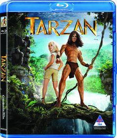 Tarzan 2013 (3D & 2D Hyrbid Blu-ray)