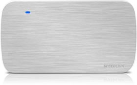 Speedlink Nobile 4 Port USB 3.0 Hub - Silver