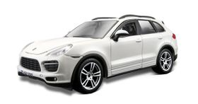 Bburago 1/24 Porsche Cayenne Turbo - White