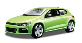 Bburago 1/24 VW Scirocco R - Green