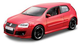 Bburago 1/32 VW Golf 5 GTi Edition 30 - Street Fire - Red