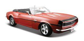 Maisto 1/24 Chevrolet Camaro SS396 Convertible 68 - Bronze