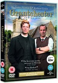 Grantchester: Series 1 (Import DVD)