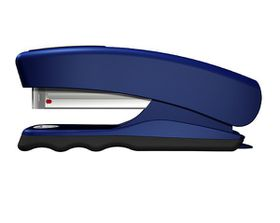 Rexel Sirius Full Strip Plastic Stapler - Blue