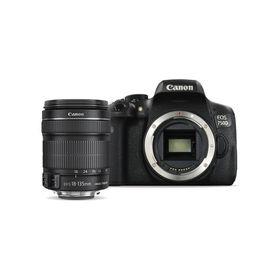 Canon 750D DSLR with 18-135mm IS STM Lens Bundle