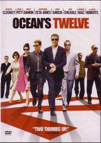 Ocean's Twelve - (DVD)