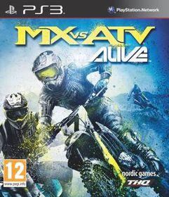 MX vs. ATV: Alive (PS3)