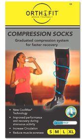 Orthofit Compression Sport Socks - Large