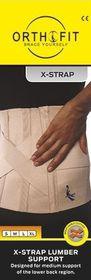 Orthofit Abdominal Binder X-Strap - Extra Extra Large