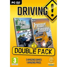 Driving Double Pack (Transport Simulator + Driving 2013) (PC DOWNLOAD)