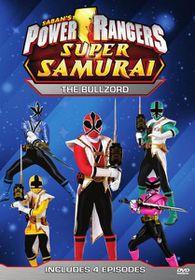 Power Rangers - The Bullzord (DVD)