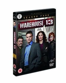 Warehouse 13: Series 4 (Import DVD)