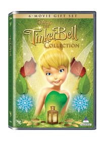 Tinkerbell 1- 6 Box Set (DVD)