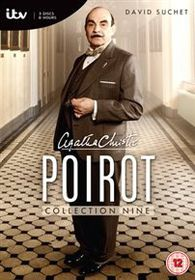 Agatha Christie's Poirot: The Collection 9 (Import DVD)