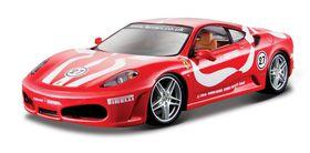 Bburago 1/24 Ferrari F430 Fiorano - Red