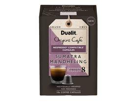 Dualit - NX Cafe Capsules - Sumatra Mandheling