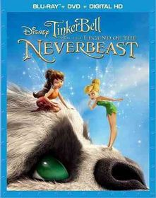 Tinker Bell: Legend Of The Neverbeast (Region A Import Blu-ray)