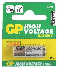 GP Batteries 12V 23A Alkaline Battery