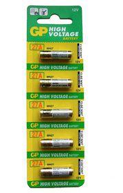 GP Batteries 12V 27A Alkaline Batteries