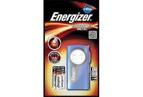 Energizer - New Compact LED Metal Light