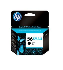 HP 56 Small Black Original Ink Cartridge
