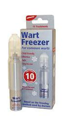 Wardvil Wartfreeze - Freezes Warts