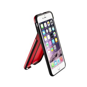 QDOS Portland Bi-Fold case for iPhone 6 Plus - Red