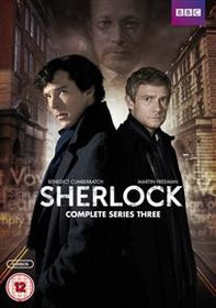 Sherlock: Series 3 (Import DVD)
