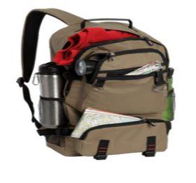Eco Survival Backpack - Khaki