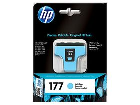 HP No.177 Light Cyan Ink