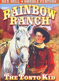 Rex Bell Double Feature:Rainbow Ranch - (Region 1 Import DVD)