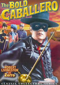 Zorro:Bold Caballero - (Region 1 Import DVD)