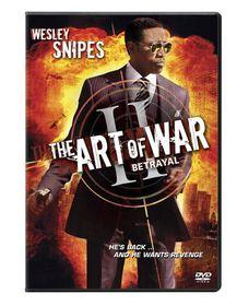 Art of War II:Betrayal - (Region 1 Import DVD)