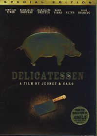 Delicatessen - (Region 1 Import DVD)